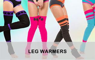 SHOP LEG WARMERS