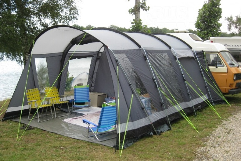 Vinyl Tents and Annexes 2
