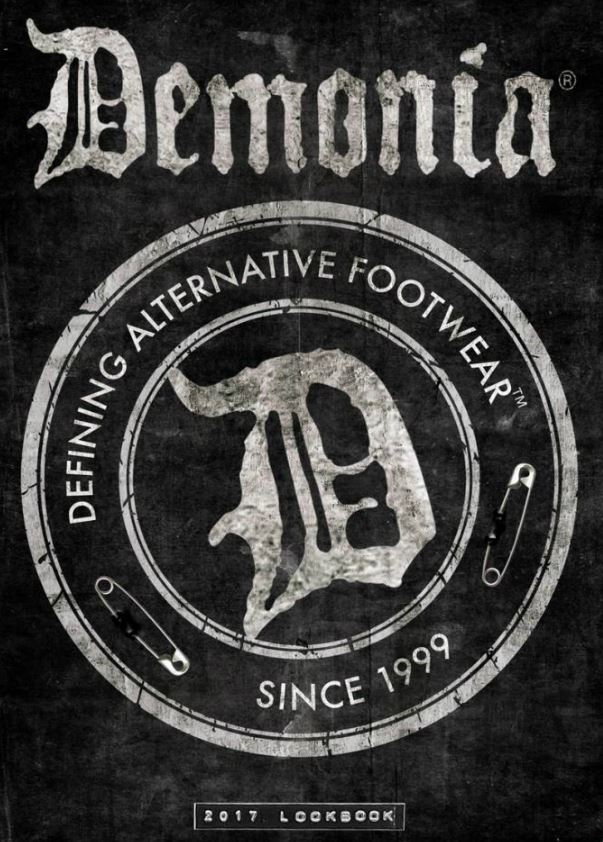 Demonia Catalogue 1