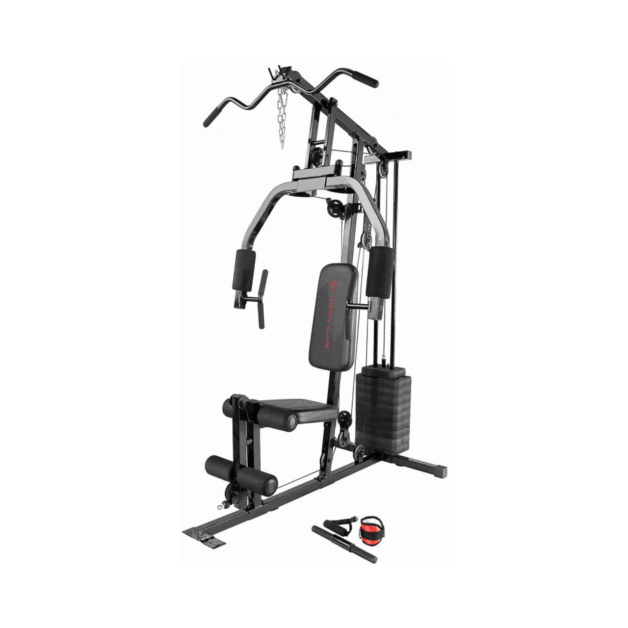 The Marcy 100 lb. Stack Home Gym MKM-81030 is essential for creating the