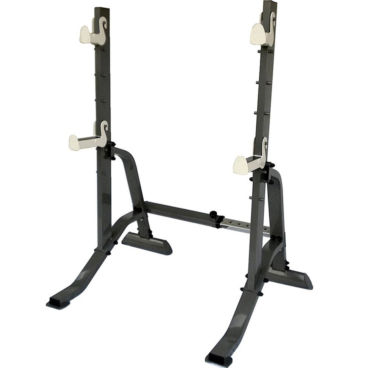 Marcy Adjustable Squat Rack | MWB-70100 Quality Strength Products