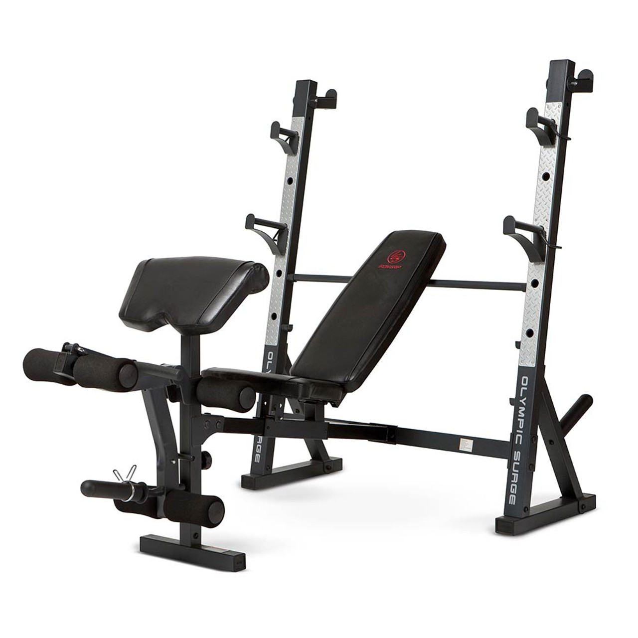 Marcy Olympic Weight Bench Md 857 High Quality Heavy