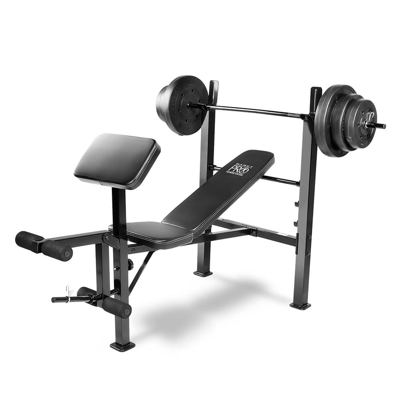 Complete Standard Bench Weight Combo PM20115 MarcyProcom