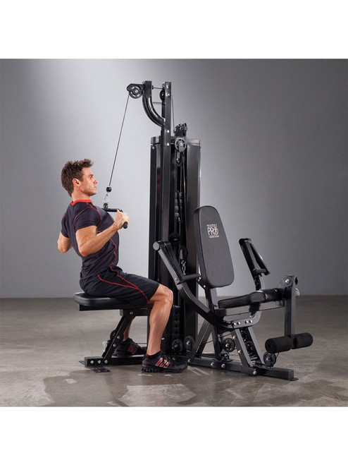 Marcy-Pro-Two-Station-Home-Gym-PM-4510-Lat-Pull-Down