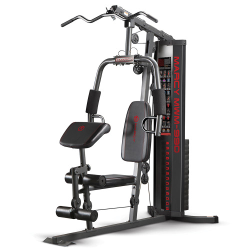 Buy the best home gym marcy 150 lb stack mwm 990 for Home designs by marcy