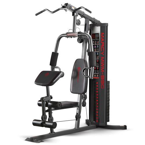 Home gym equipment best machines marcy pro