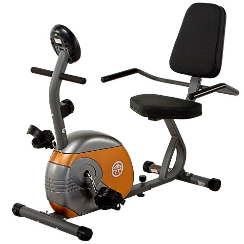 Marcy me 709 recumbent exercise bike review->best.