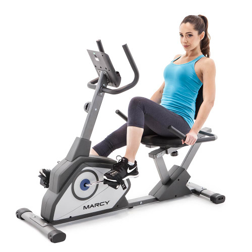 The Recumbent Bike