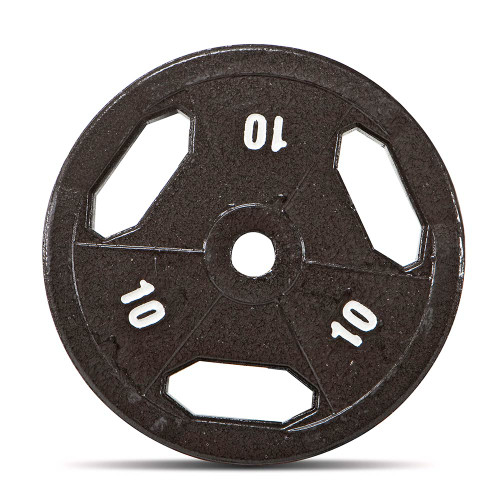 10 lbs. ECO Standard Size Grip Plate to add weight to your BodyBuilding Workout