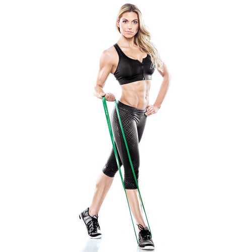 Bionic Body 40 lbs to 80 lbs Super Band in use