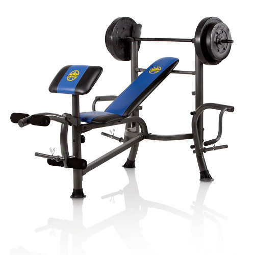 The Top Olympic Weight Benches at MarcyPro
