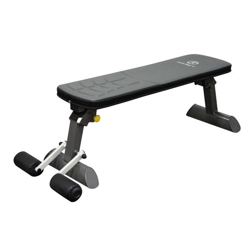 The Marcy Flat Bench SB-10500 has a heavy duty and durable design