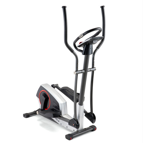 regenerating magnetic elliptical trainer machine marcy ME-704 front