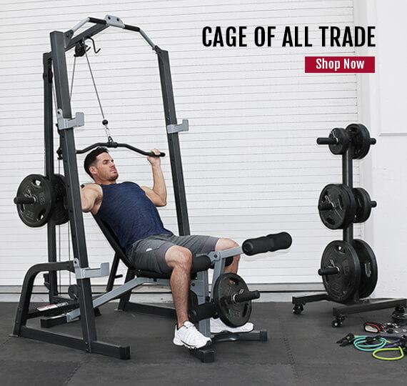 Cage All Trade