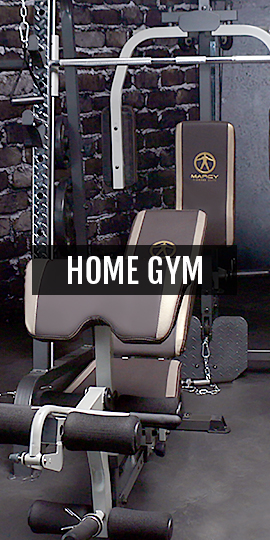 Get the best home exercise equipment marcy pro