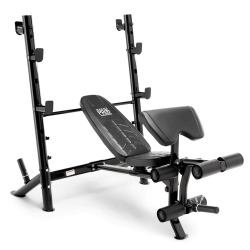 Marcy Mid Size Olympic Weight Bench Pm 5153 Superior And