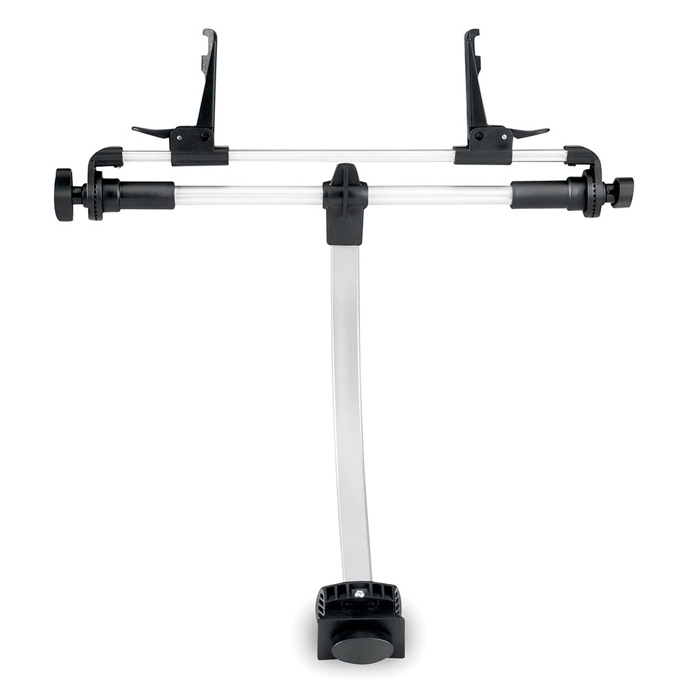 The Foldable Bike Media Holder | Marcy NS-T-Rack  can be used to hold your media