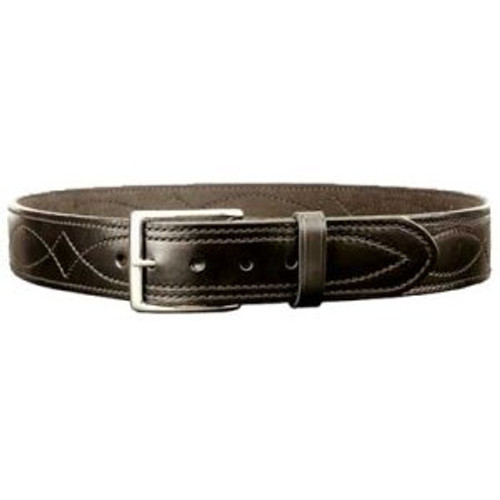 FANCY STITCH LINED BELT, 1 3/4""