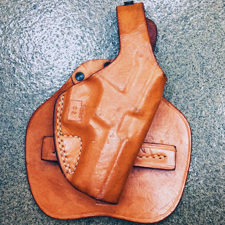 Will Your Holster Last 40 Years? Ours Did.