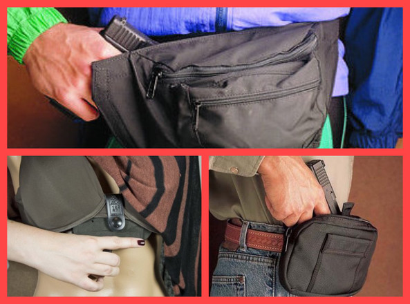 6 Summer Holsters That Blow Your Mind - Not Your Cover