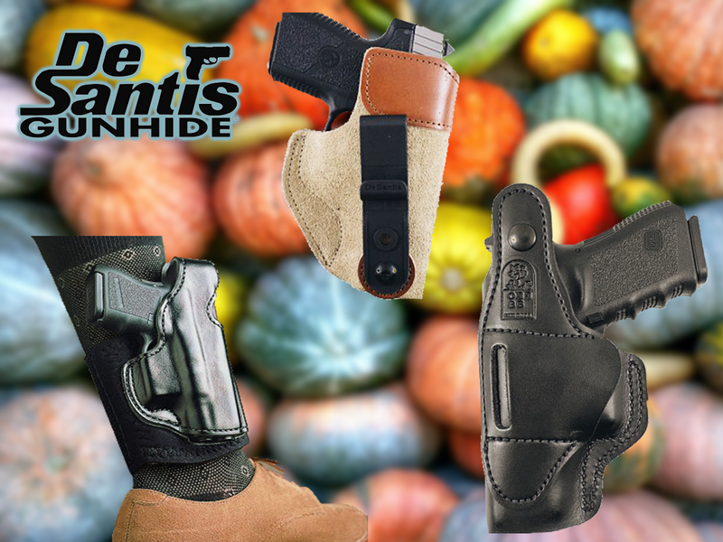 3 Best OWB/ IWB Holster Fits for Fall