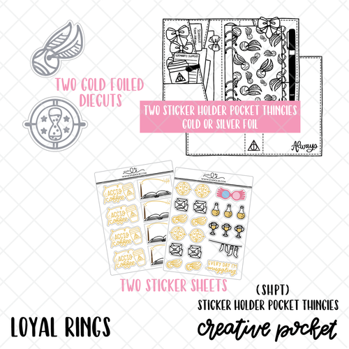 Loyal RINGS Creative Pocket
