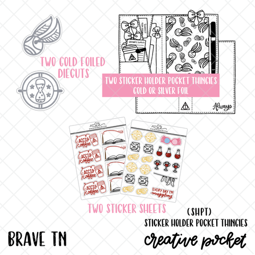 Brave TN Creative Pocket