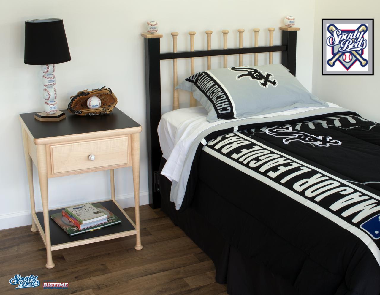Grand Slam Twin Headboard Sporty Beds
