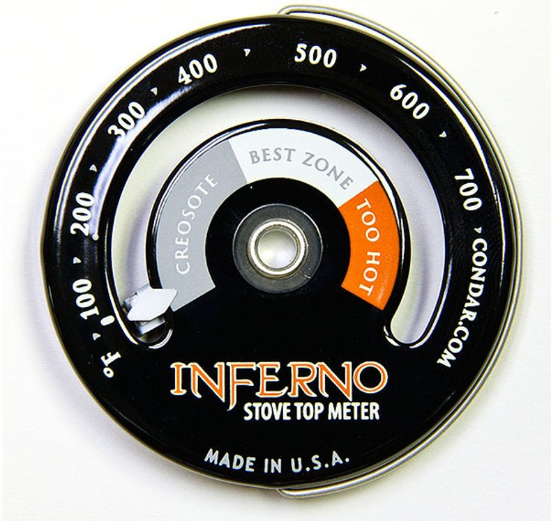 Inferno Stove Top Thermometer