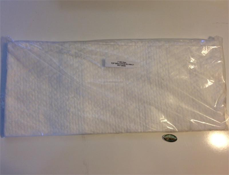 Jotul F600 Baffle Blanket #129506