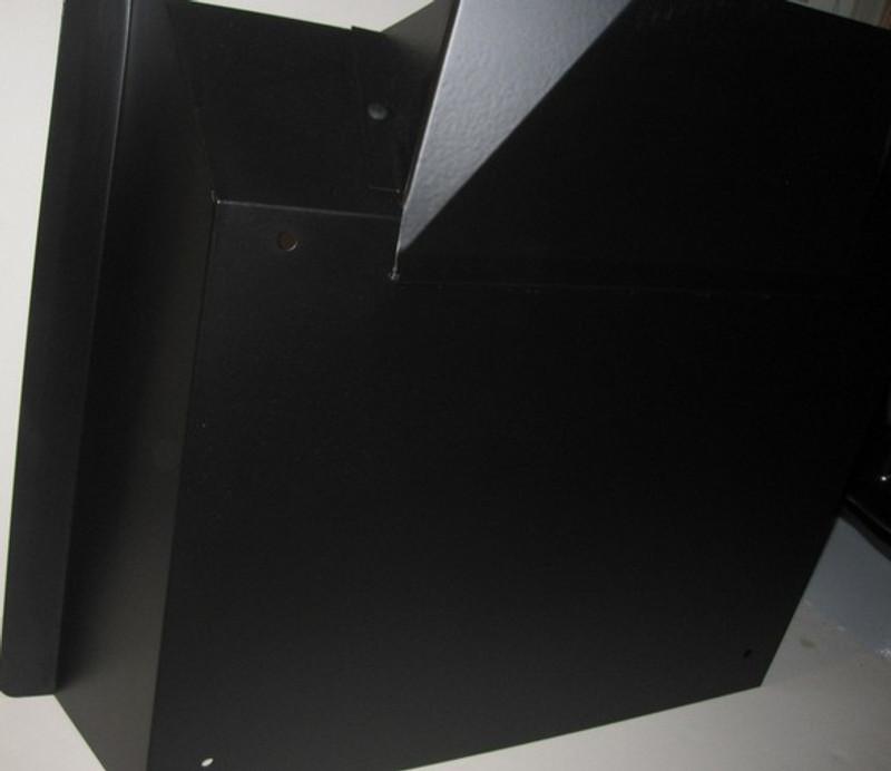 Jotul F600 Rear Heat Shield