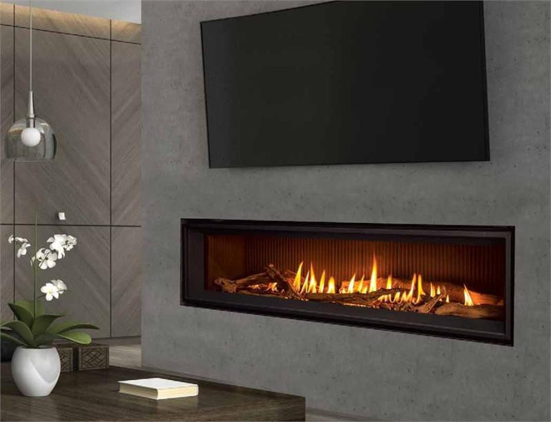 Linear Gas Fireplace >> Enviro C60 Linear Gas Fireplace