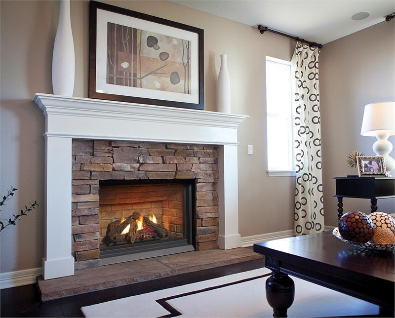 Regency P33CE Small Gas Fireplace