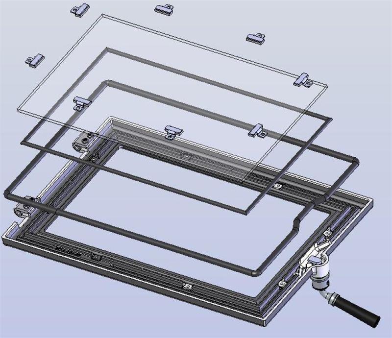 Hearthstone Castleton Glass Kit 90-58305