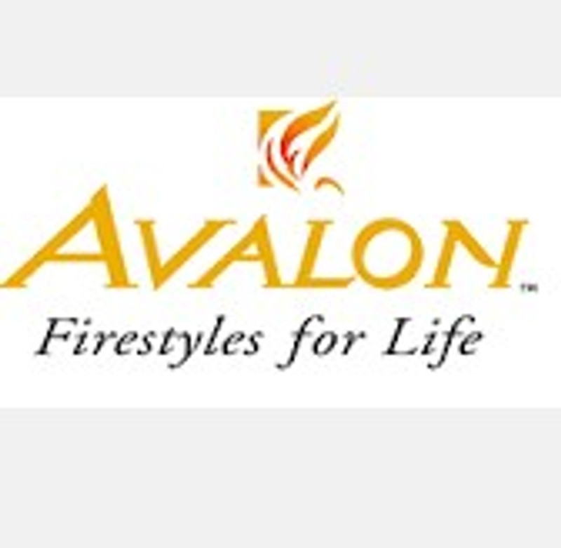 Avalon/Lopi Small Pellet Stove Front Glass