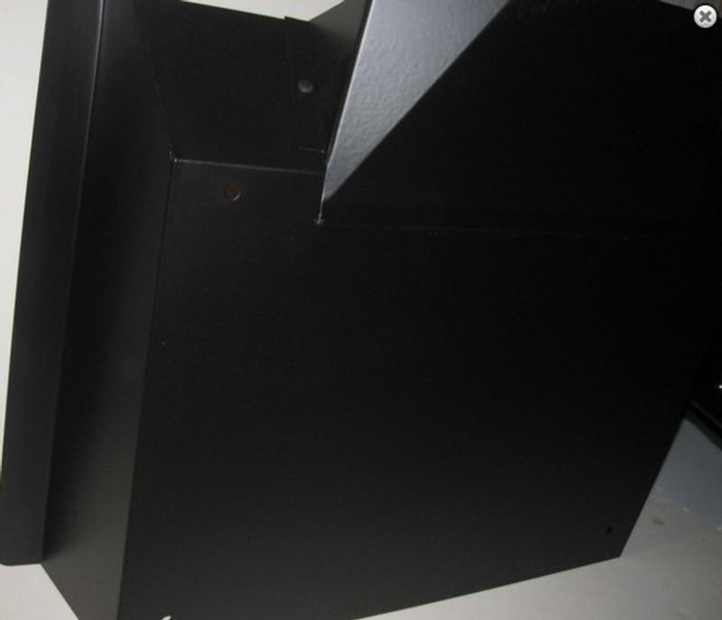 Jotul F400 Rear Heat Shield 154385