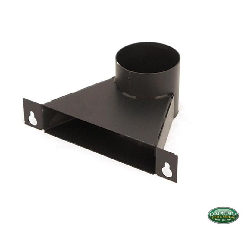 HearthStone 93-53500 Outside Air Adapter
