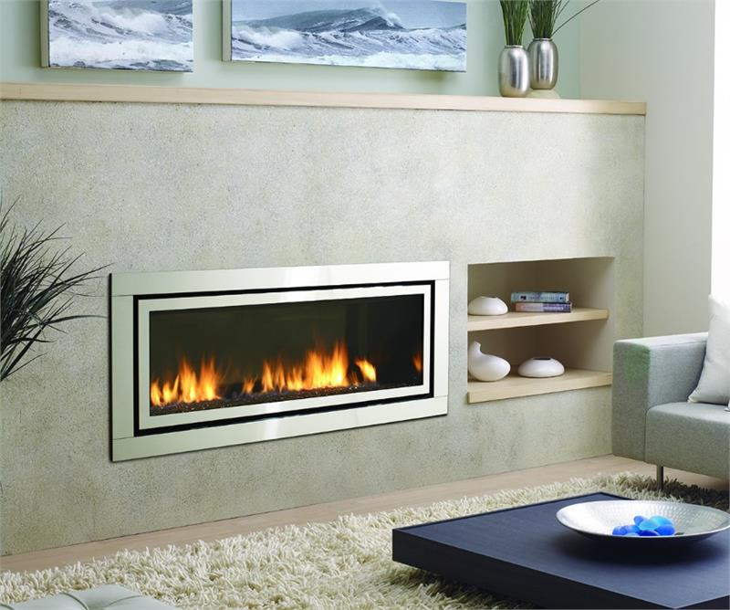 Regency HZ54E Gas Fireplace