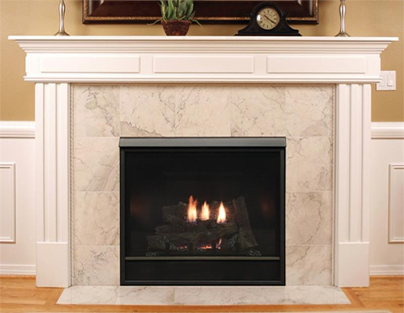 Madison Clean-Face Deluxe Gas Fireplaces