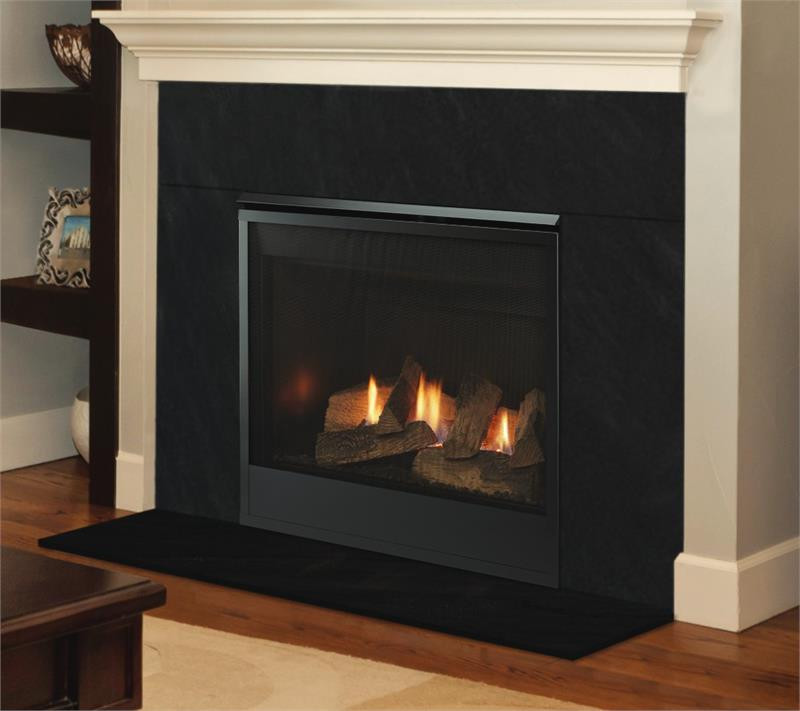 Mercury Gas Fireplace by Majestic