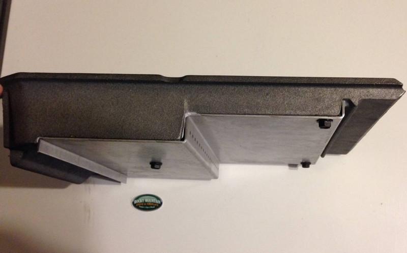 Jotul F602 Air Chamber (Baffle)