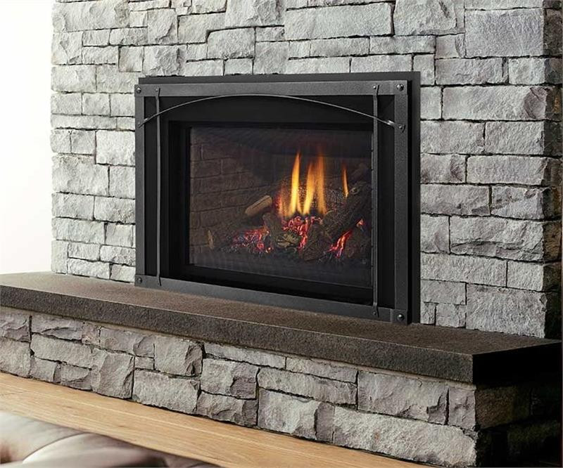 regency l234 small gas insert rocky mountain stove