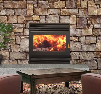 Rsf Focus 320 Wood Fireplace Rocky Mountain Stove