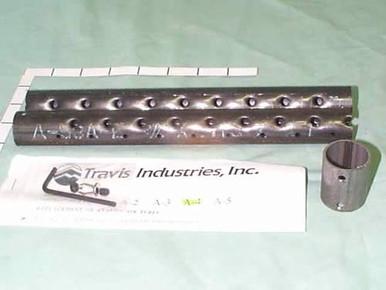 Avalon 796 Wood Stove 98900203 Air Tube Kit
