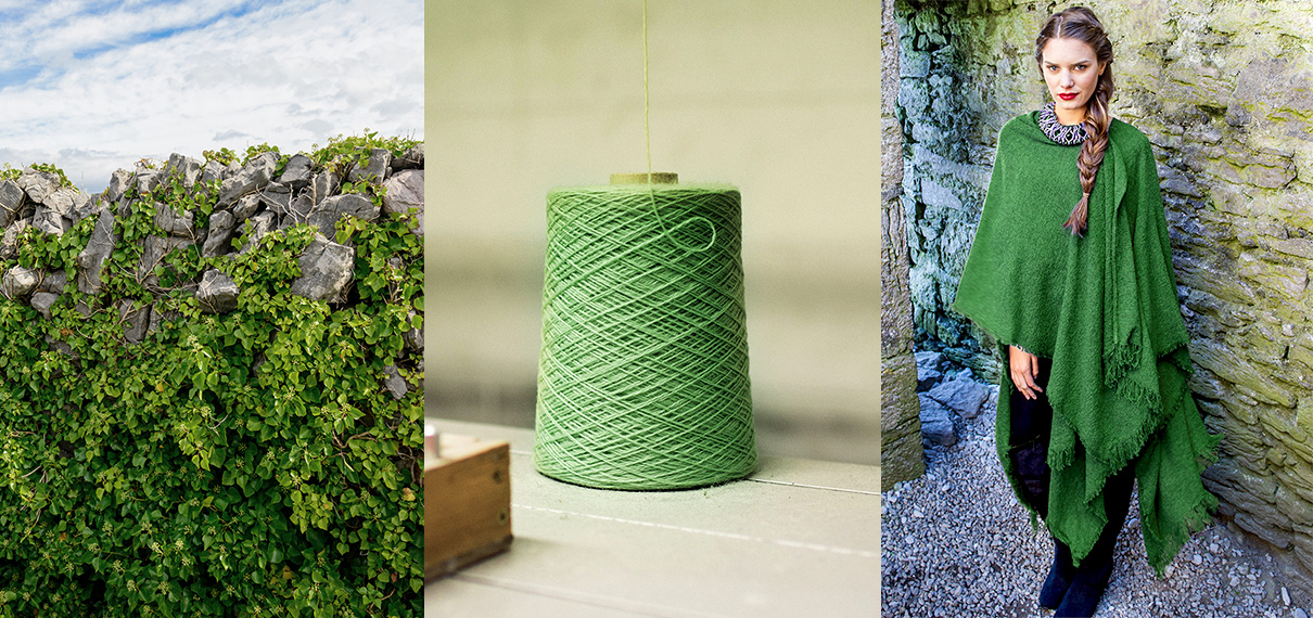Weavers of Ireland - Avoca Handweavers Scarves & Throws