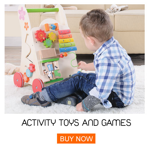 Activity Toys and Games