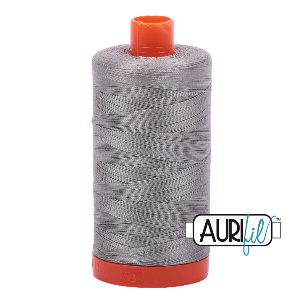 Mako Cotton 50wt 1300m - 2600 (Stainless Steel)