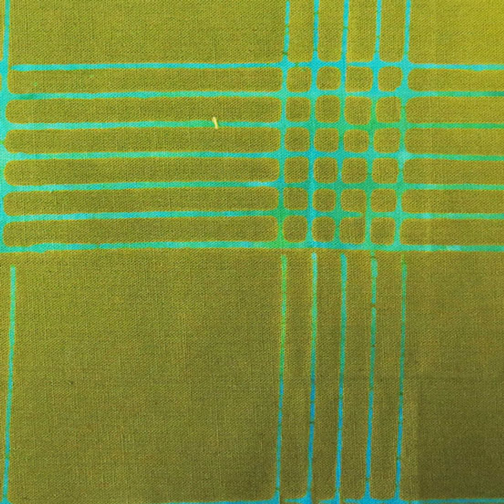 Chroma Handcrafted - Plaid - Olive