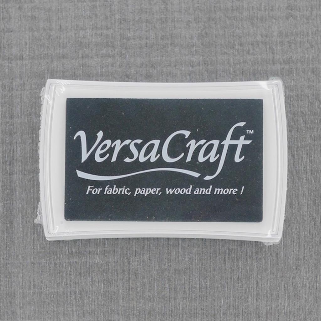 VersaCraft Fabrico Ink Pad - Jet Black