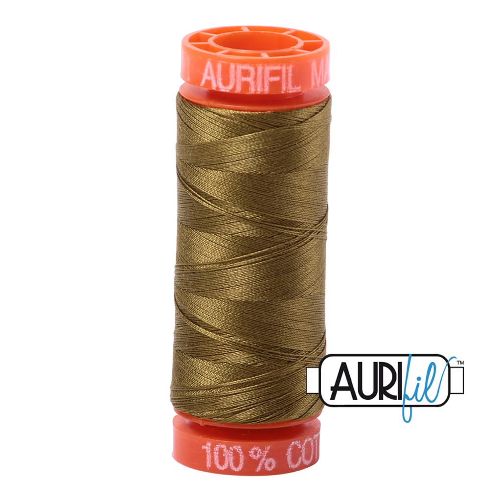 Mako Cotton 50wt 200m - 2910 (Medium Olive)